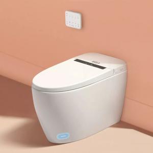 Умный унитаз Xiaomi Small Whale Wash Antibacterial Smart Toilet 400 mm White (Версия с просушкой теплым воздухом) купить по цене 44 900 руб. в интернет-магазине UltraTrade